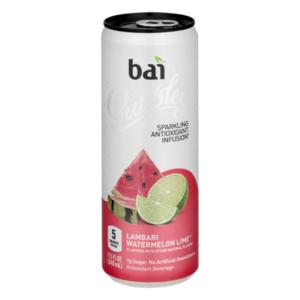 bai bubbles watermelon lime