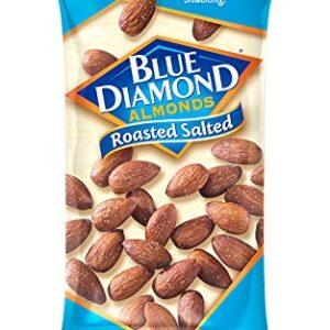 Blue Diamond Roasted Salted Almonds 4oz