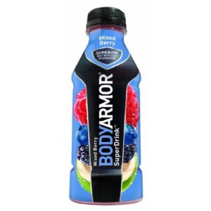 Body Armor Mixed Berry Flavored Sports Drink