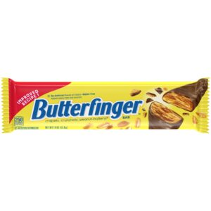 Butterfinger chocolate bar