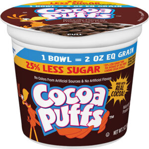 gneral mills coco puffs cereal