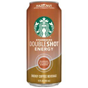 Starbucks Doubleshot Hazelnut