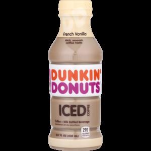 Dunkin Donuts French Vanilla Coffee 13.7oz