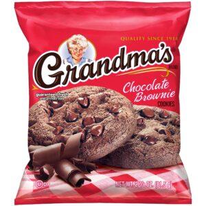 Grandma's Big Chocolate Brownie
