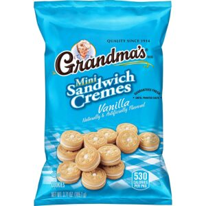 Grandma Mini Vanilla Sandwich Cremes