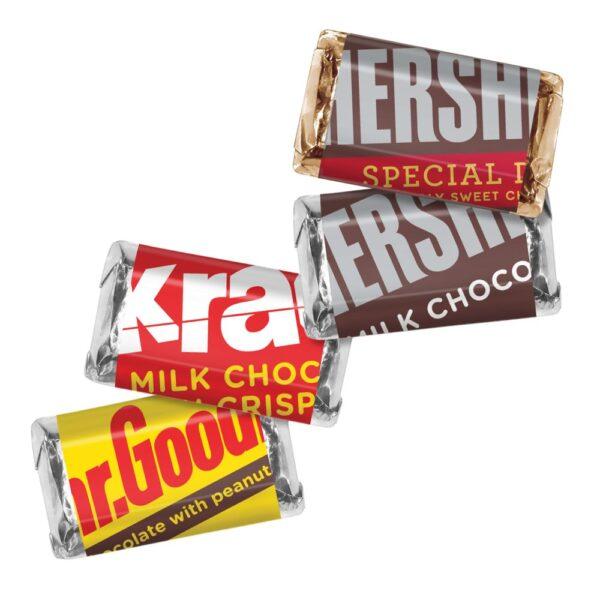 Hersheys mini assorted chocolates