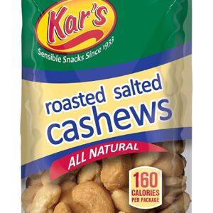 Kars Roasted Salted Cashews