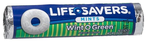 Lifesavers Wintergreen .84oz