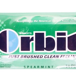 Orbit SF Spearmint 14 Count