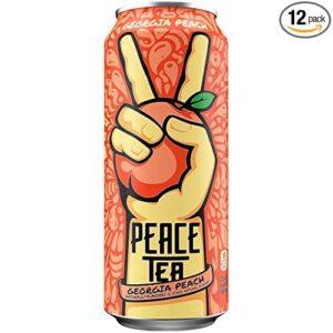 Peace Tea Georgia Peach
