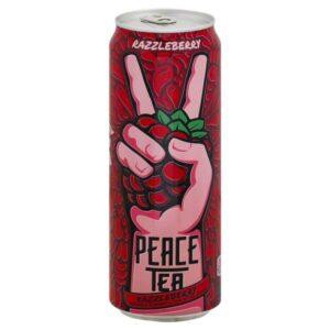 Peace Tea Razzleberry 23oz