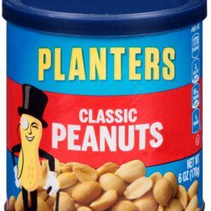 Planters Salted Peanuts