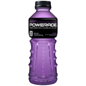 Powerade Grape Flavored Sports Drink