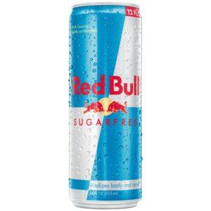 Red Bull Sugar Free 12oz