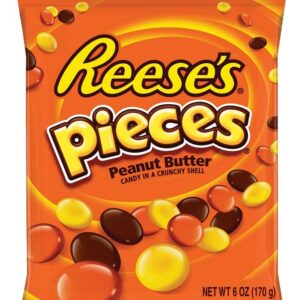 reeses pieces peanut butter candies
