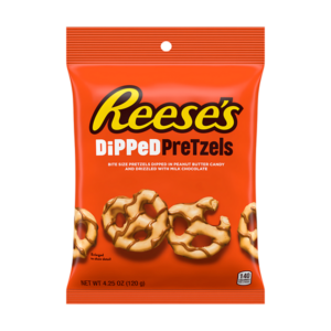 snyders reeses dipped pretzels