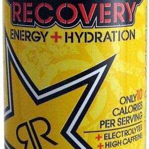 Rockstar Recovery Energy Drink