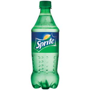 Sprite Lemon Lime Flavored Soda