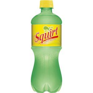 Squirt Citrus Flavored Soda