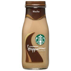 Starbucks Mocha Frappuccino Chilled Coffee Drink