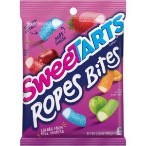 sweet tarts rope bites