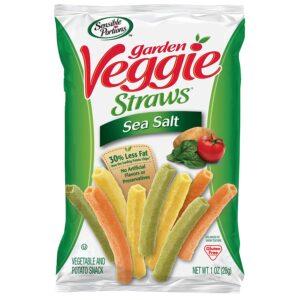 Garden Veggie Straws Sea Salt Flavored Snack