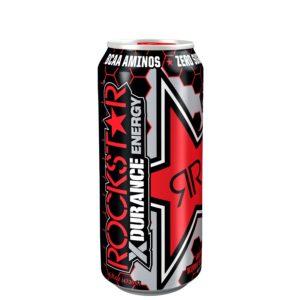 Rockstar XDurance Energy Ripped Red 16oz