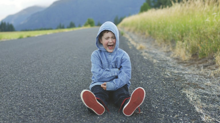 Changes In Your Child's Behavior At Home