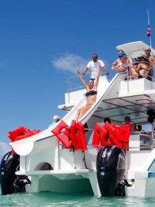 Punta Cana Margaritas Party Boat Excursion