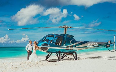 Punta Cana Helicopter Ride