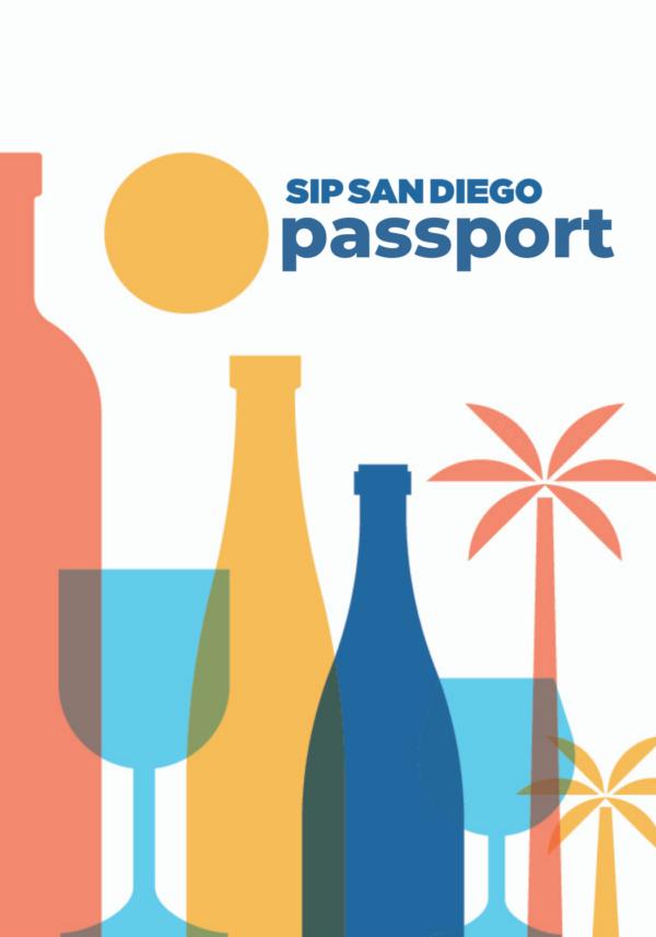 SIP San Diego Passport
