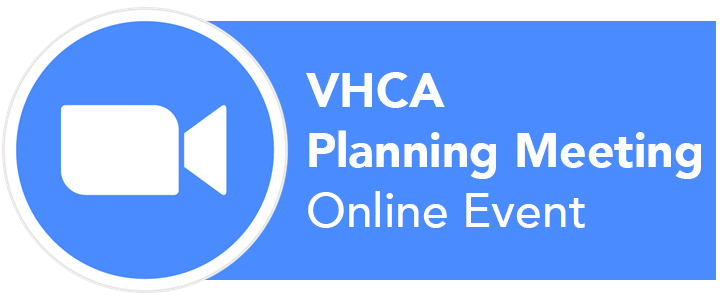 VHCA Planning Meeting