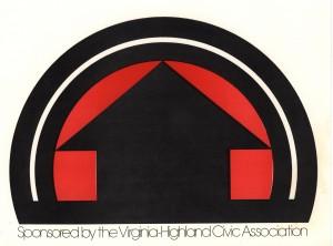Mary Drolet's original Tour of Homes logo