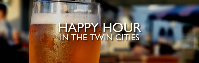 Happy Hour In Minneapolis