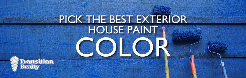 Exterior House Paint Color
