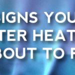 water heater fail