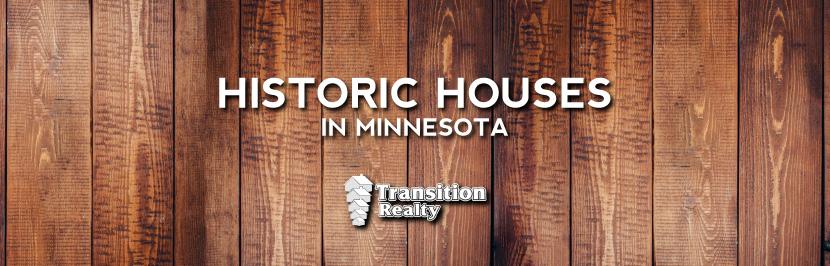 Historic Houses In Minnesota