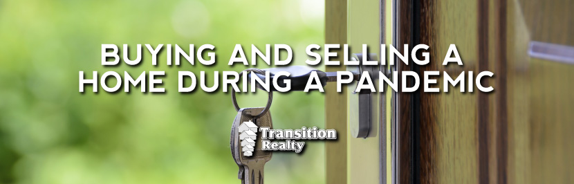 selling a home during a pandemic