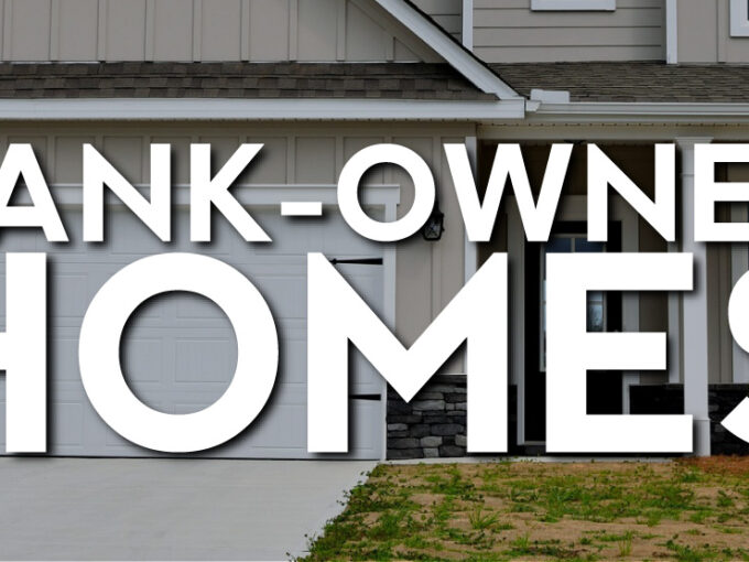 Bank Owned Homes For Sale