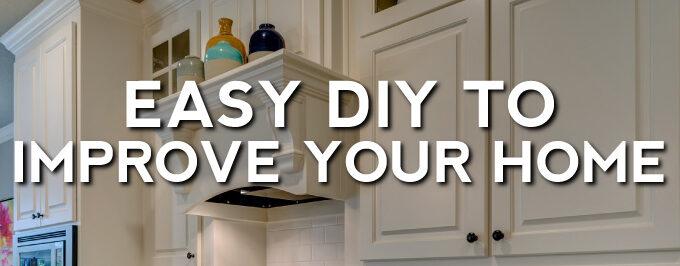 Easy DIY