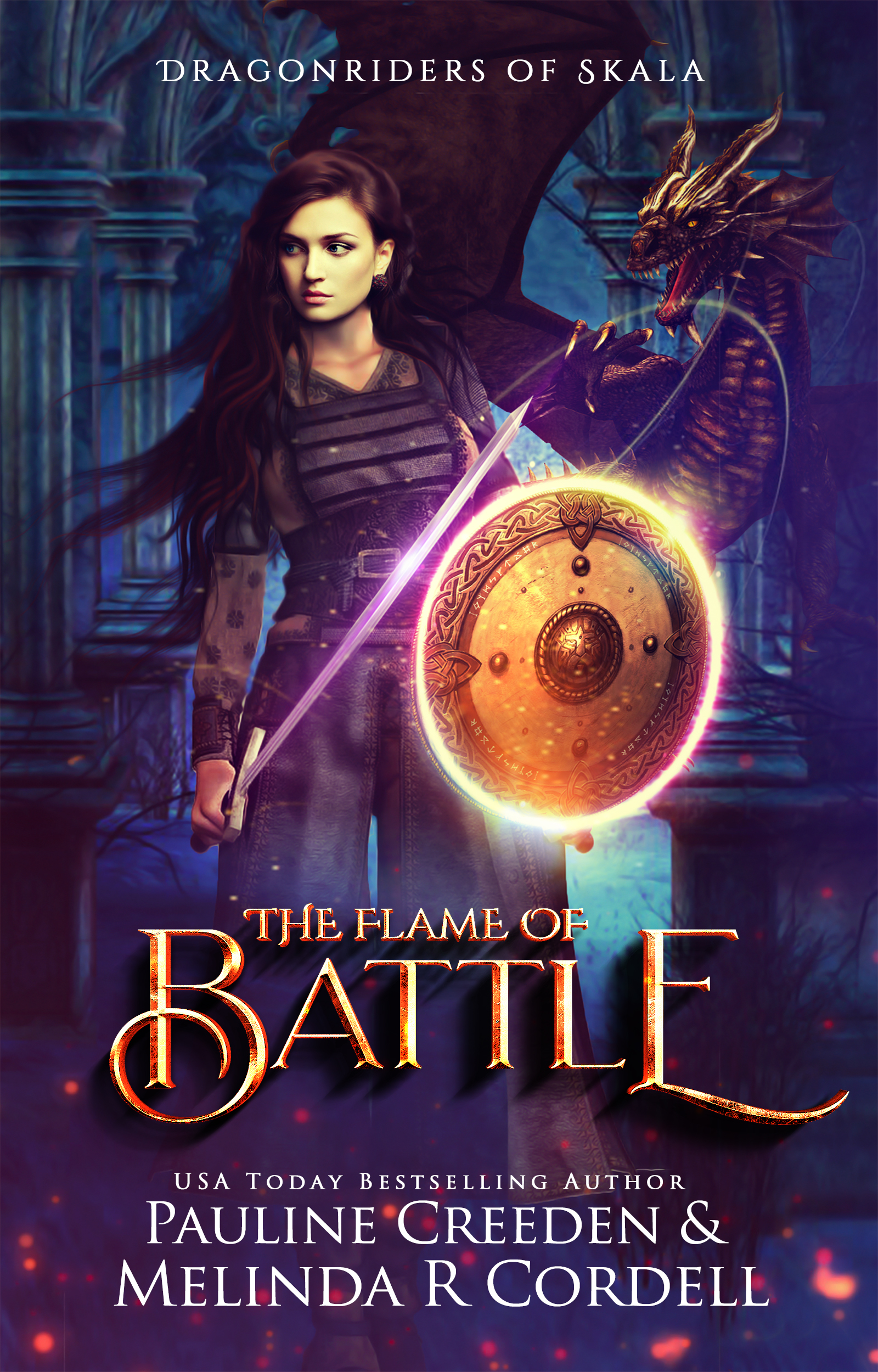 The Flame of Battle