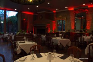 The Firehouse Restaurant Courtyard Grill