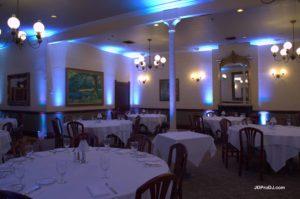 The Firehouse Restaurant Golden Eagle Room