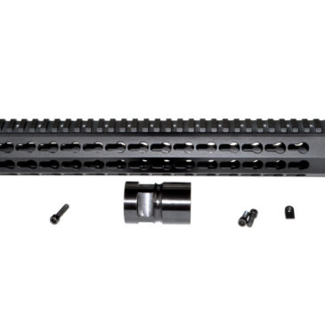 Ready to upgrade your AR, but want to go beyond a standard drop in quad rail replacement?