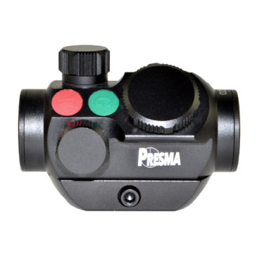 They're Here!  Our New Presma® Red Hawk Series Compact Reflex Red/Green Dot Scopes