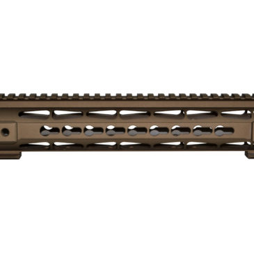 Gorilla Series Super Slim .308 Handguards Now Available with Cerakote Color Finish!  Burnt Bronze Brown…