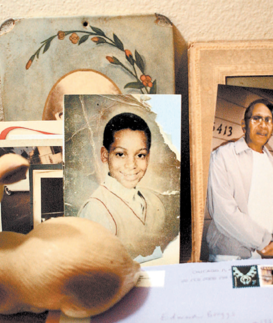 Lost & Found: Who was my father?