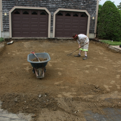 Before driveway 2