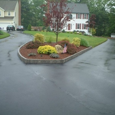 After paver edge 1