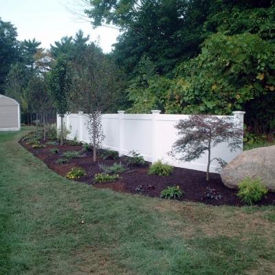 Perimeter Planting